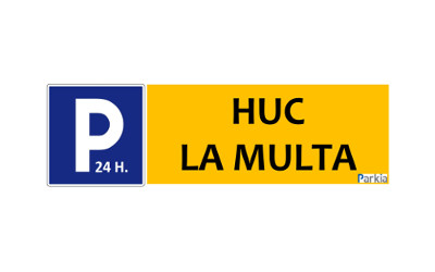 Parking HUC La Multa