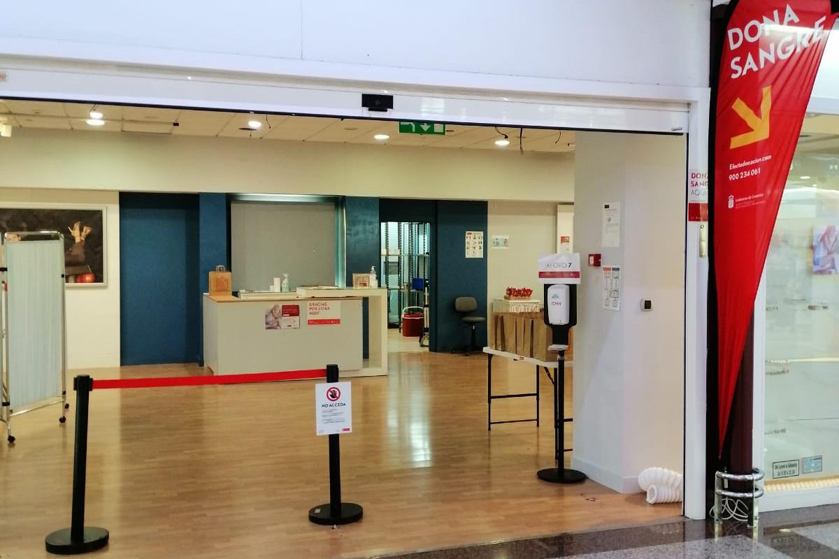 El ICHH acerca la donación de sangre al sur de Gran Canaria