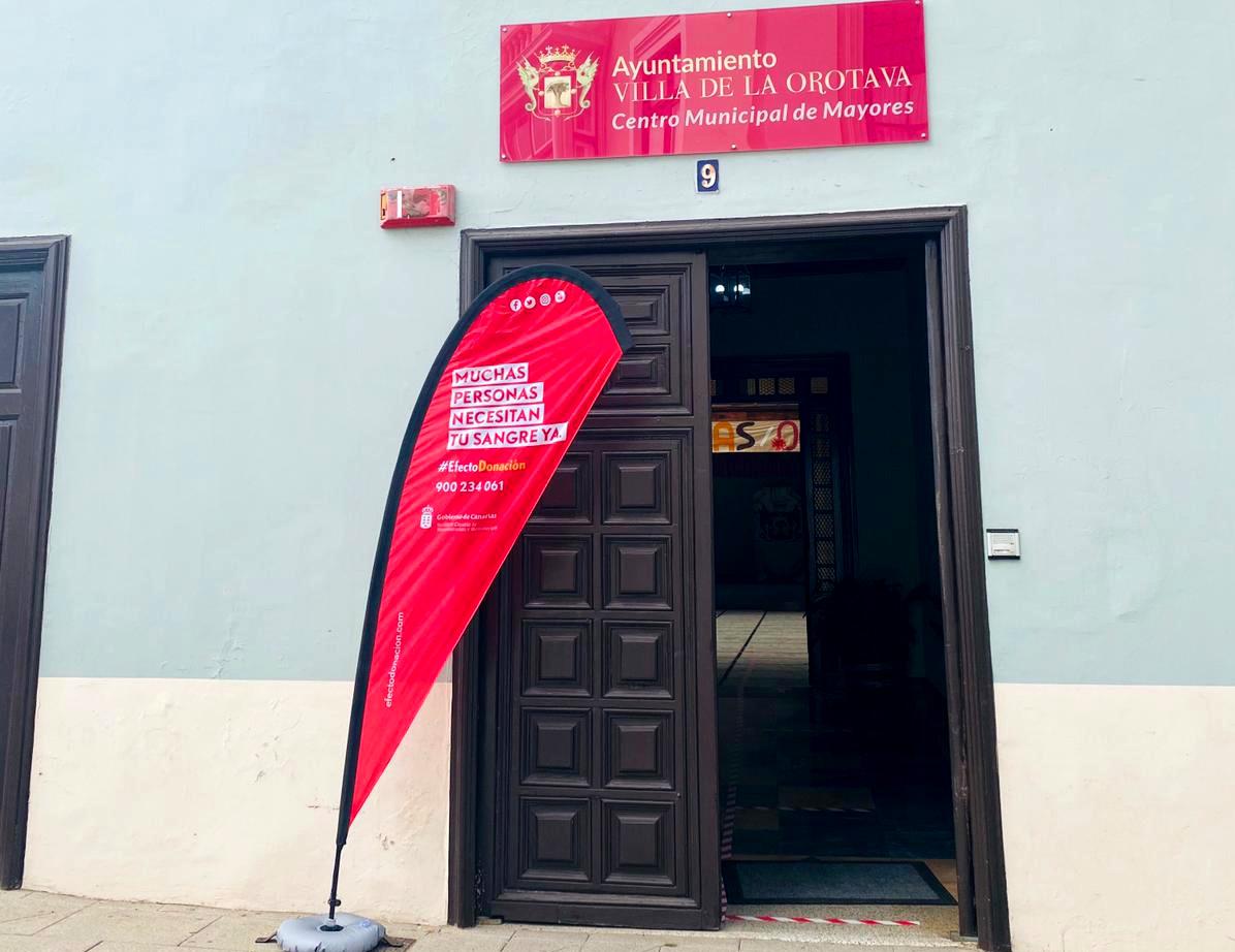 El ICHH vuelve al municipio de La Orotava en Semana Santa
