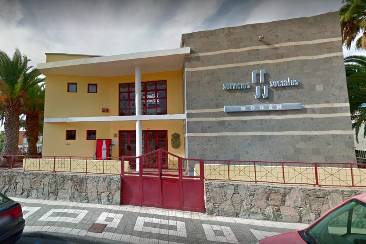 El ICHH mantiene operativo un punto de donación temporal en Mogán