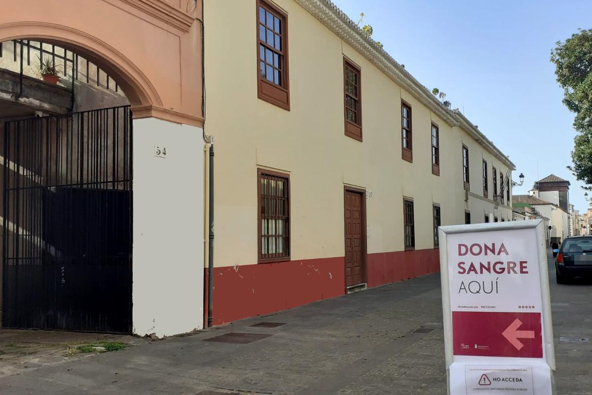 El ICHH comienza hoy una nueva campaña de donación de sangre en La Laguna