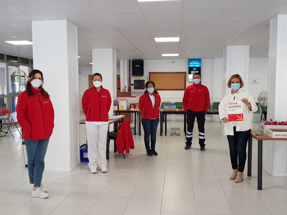 El ICHH fomenta la donación de sangre en el municipio norteño de Arucas